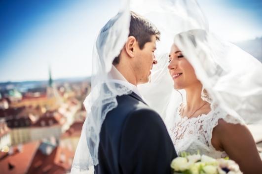 Katja and Radek's wedding